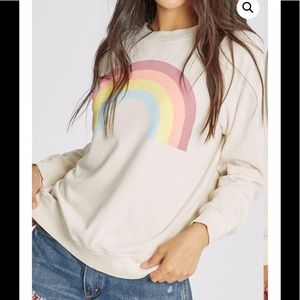 NWT WILDFOX after the rain sommers sweatshirt